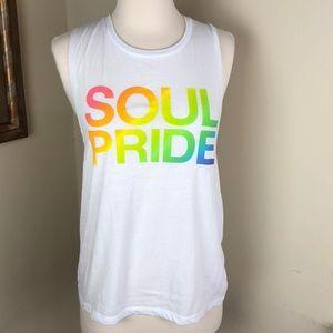 Soul Cycle Pride tank
